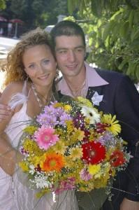Деси Добрева на сватбата пи. Певицата се разведе и се хвана със съпруга на водещата от ТВ7