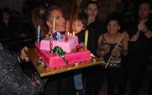 Ивана на рождения си ден