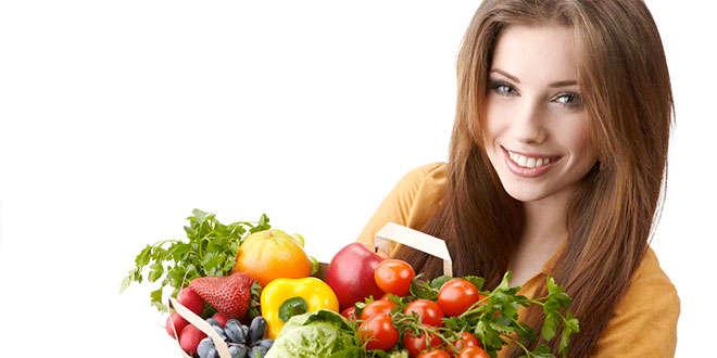 Вегетарианска диета за пречистване от токсините