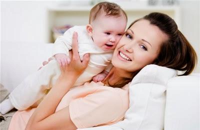 Как да се грижим за косата след раждането