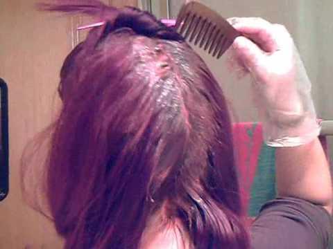 Как боядисването влияе върху корените на косата