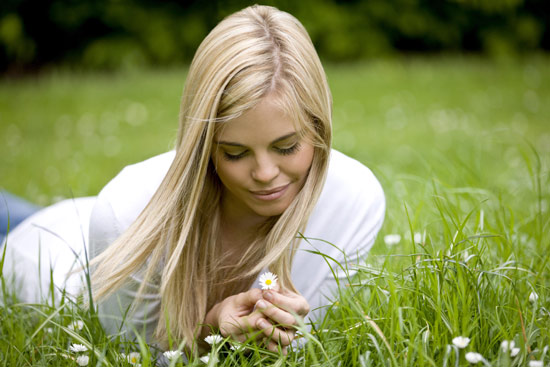 Как да избегнете косопада през пролетта