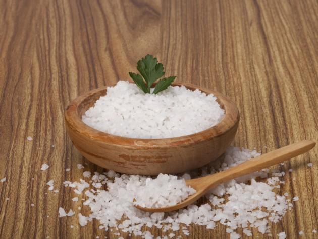 Рецепти с морска сол за красота