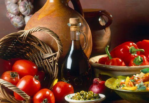 Средиземноморската диета – здравословно отслабване