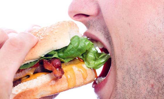 Лошото хранене причинява косопад
