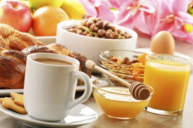 Нискокалорични храни за диетична закуска