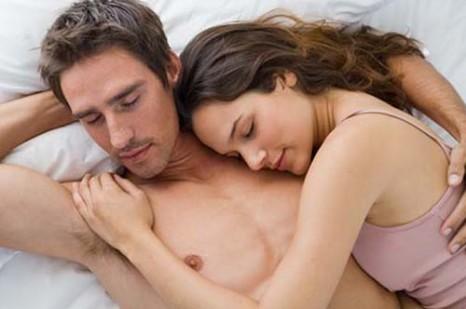 Начинът по който спите, издава каква е любовта ви