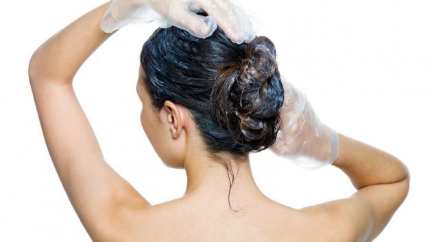 Рецепти за бързо скриване на белите коси