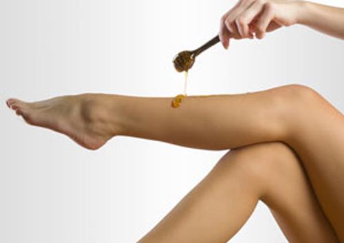 Депилация с мед