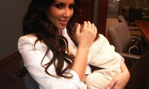Ким Кардашиян: Вече работим за второ бебе!