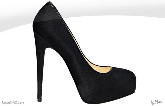 Мъжете избират жените по обувките