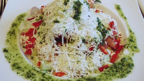 Шопската салата –  най-харесваното ястие в Европа