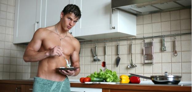 Типове мъже според уменията им в кухнята
