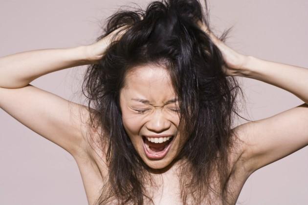Кои са най- лошите неща, които правите всеки ден с косата си