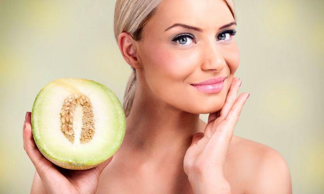 Как пъпешът се грижи за кожата ни през лятото