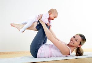 Как се отслабва след бременност