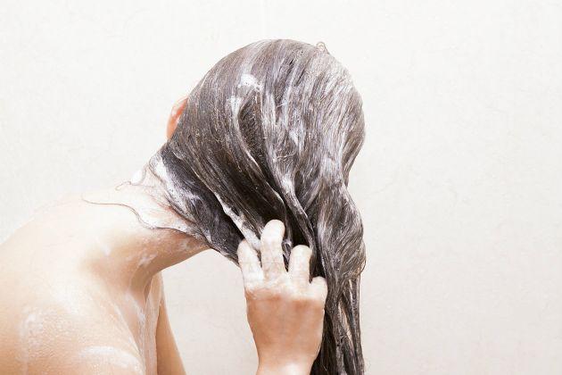 Домашен шампоан за жизнена коса
