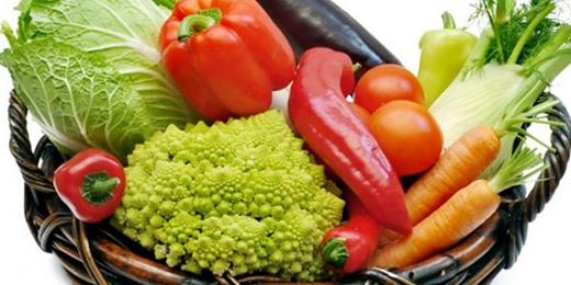 Как цветът на храната влияе на теглото ни