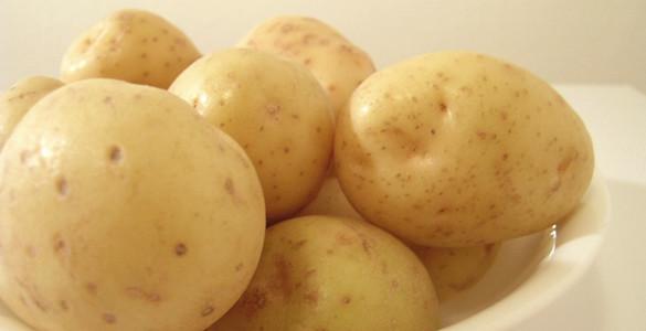 Рецепти за красота с картофи