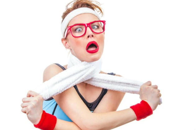 3 опасности, когато прекалите с тренировките