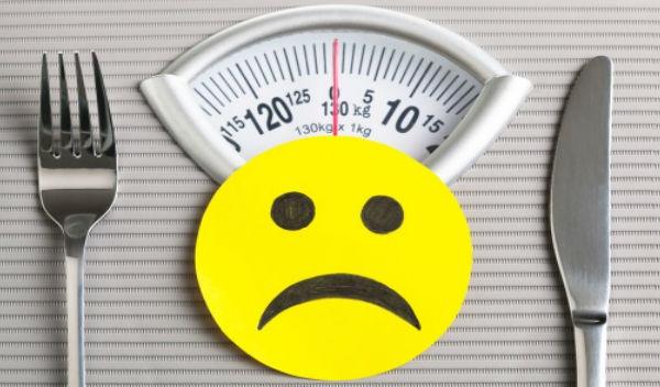 3 проблема, които спират отслабването