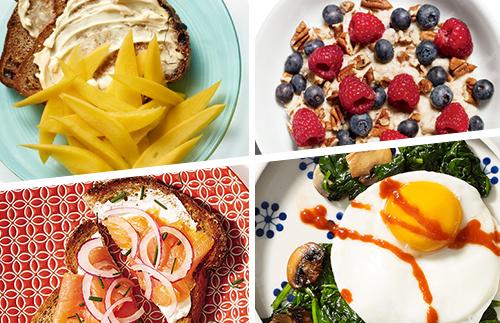 Рецепти за закуска за отслабване
