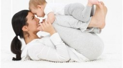 3 стъпки за отслабване след бременност