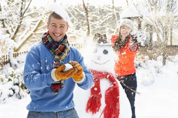 4 начина да горим калории през зимата
