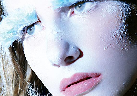 Как студът засяга кожата ни