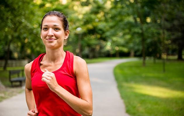 Как се отслабва с тичане