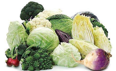Кръстоцветни зеленчуци