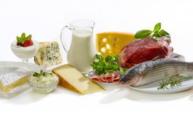 Източници на протеини, мастни киселини и др.