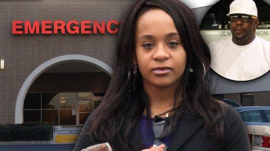 Дъщерята на Уитни Хюстън се събуди след 11 седмици в кома
