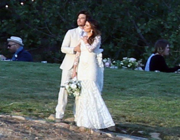 Сватбата на Иън и Ники