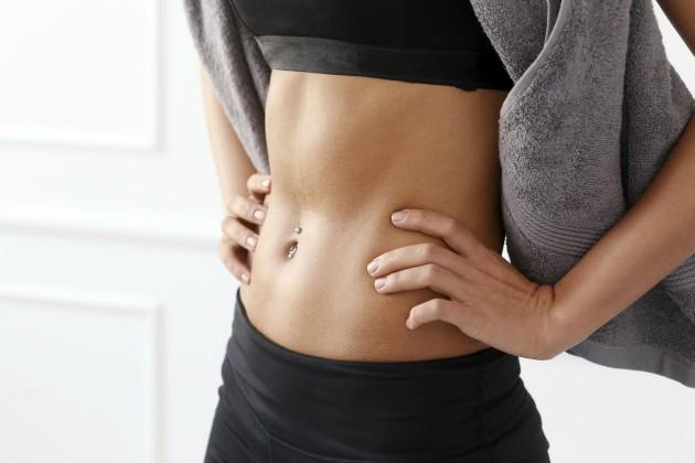 3 стъпки да стопим мазнините по корема