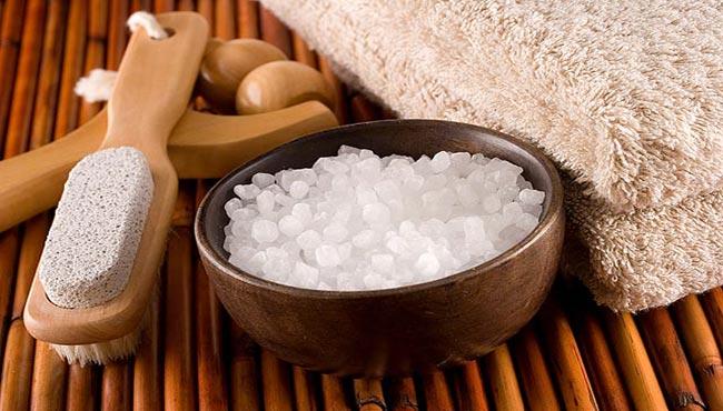 7 рецепти със сол за красота