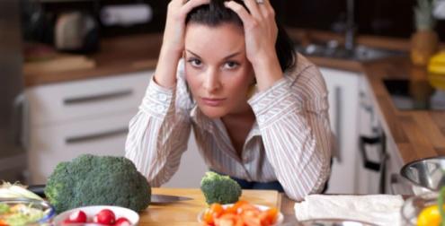 Как настроението влияе върху диетата ви?