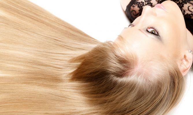 Как да върнем блясъка на косата си