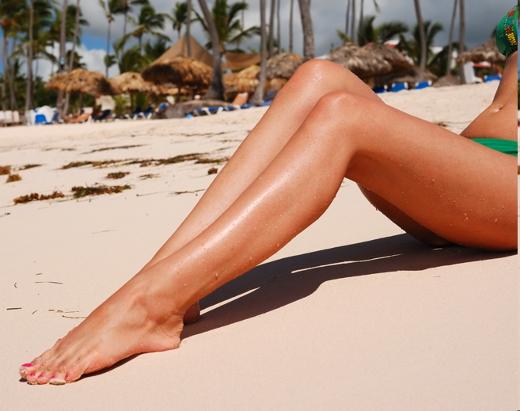 Как да се грижим за кожата, когато се депилираме