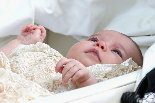 Малката принцеса Шарлот