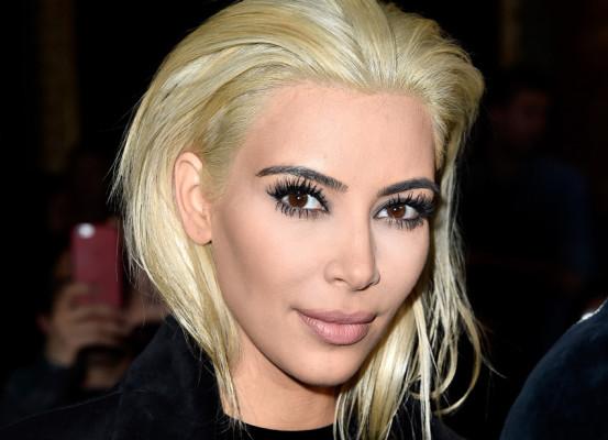 Изрусената Ким Кардашиян