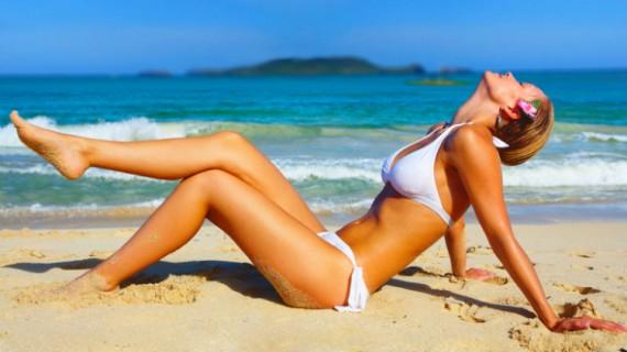 Как да хидратираме кожата на тялото през лятото