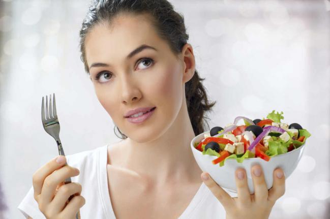 5 признака, че се храните неправилно