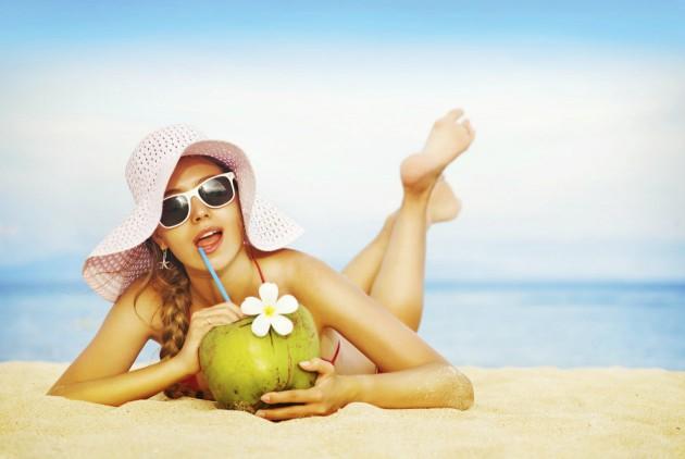 5 диетични коктейла за плажа: