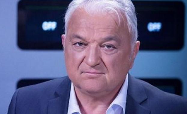 Сашо Диков с 200 000 лв обезщетение от Нова тв