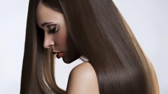 Маска за коса от банан за кестенява коса