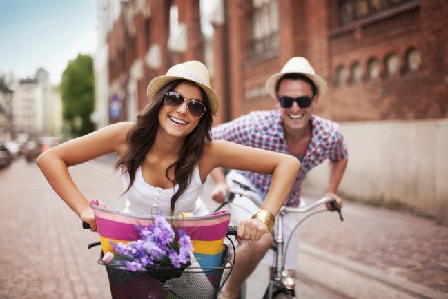 5 причини да включите карането на колело в ежедневието си