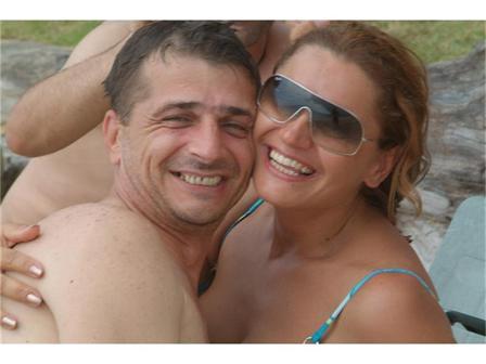 Ани Салич и съпругът й Бранко