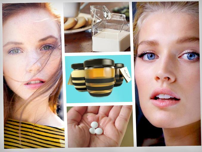 3 рецепти с аспирин за вашата кожа на лицето