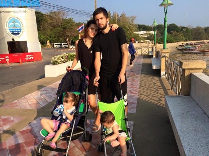 Ромина и Дарко Тасевски очакват трето дете
